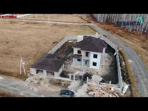 """Проект дома """"Умеренная роскошь"""". Строительство особняков под ключ Тюмень"""