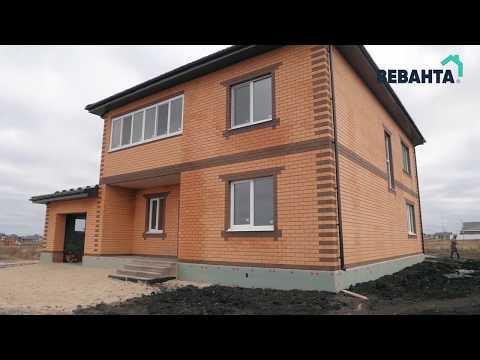 """Проект дома """"Зеленые Холмы"""". Строительство домов под ключ Тюмень"""