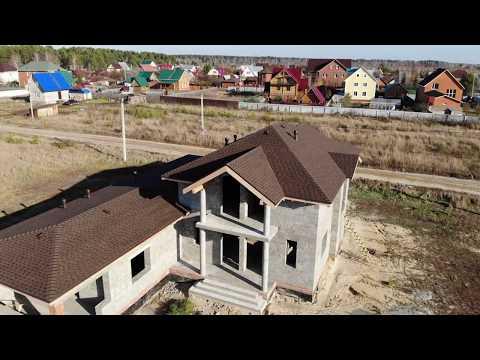"""Строительство дома """"Елисейские поля"""" Тюмень"""