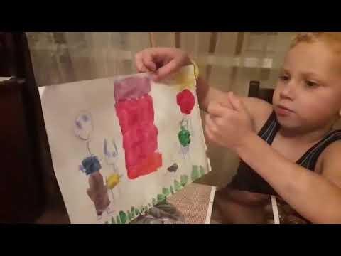 """Конкурс детских рисунков """"Дом моей мечты"""""""