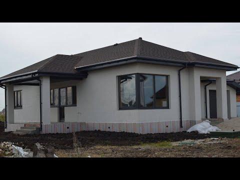 """Проект дома """"Мокко"""". Строительство коттеджей под ключ Тюмень"""