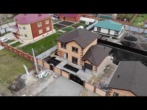 """Строительство дома """"Руслан"""" Тюмень"""