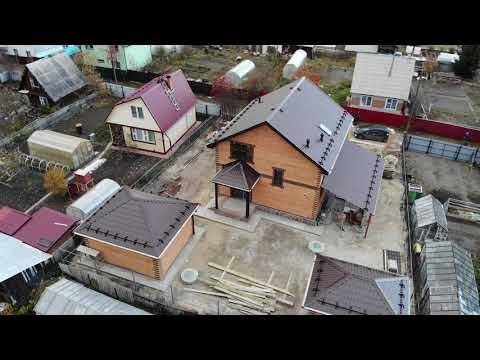 """Дом по проекту """"Сирень"""" Тюмень"""