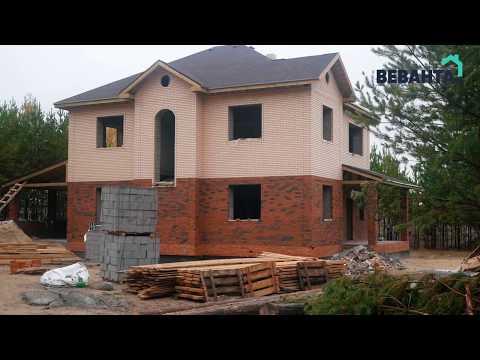 """Проект дома """"Кэпитал Хоум"""". Строительство двухэтажных домов под ключ Тюмень"""