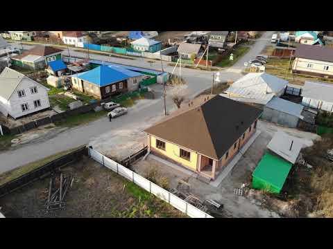 """Одноэтажный дом """"Любимые соседи"""" Тюмень"""