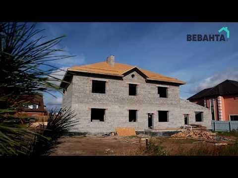 """Проект дома """"Мальдивы"""". Строительство особняков под ключ Тюмень"""