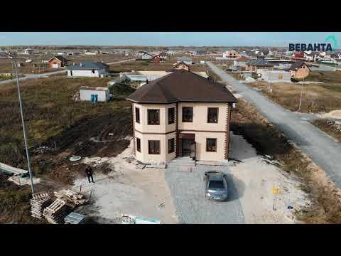 """Строительство дома """"Тюменка"""" под ключ - 2019 год"""