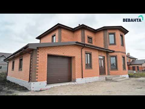 Обзор: сдача дома под ключ в Тюмени. Проект Харрисон.